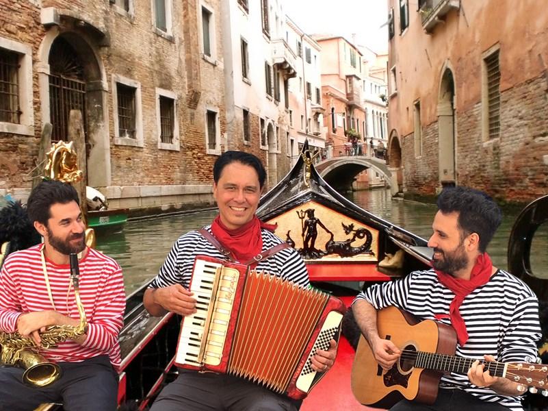 Gruppo Di Gondolieri, italian band, nyc